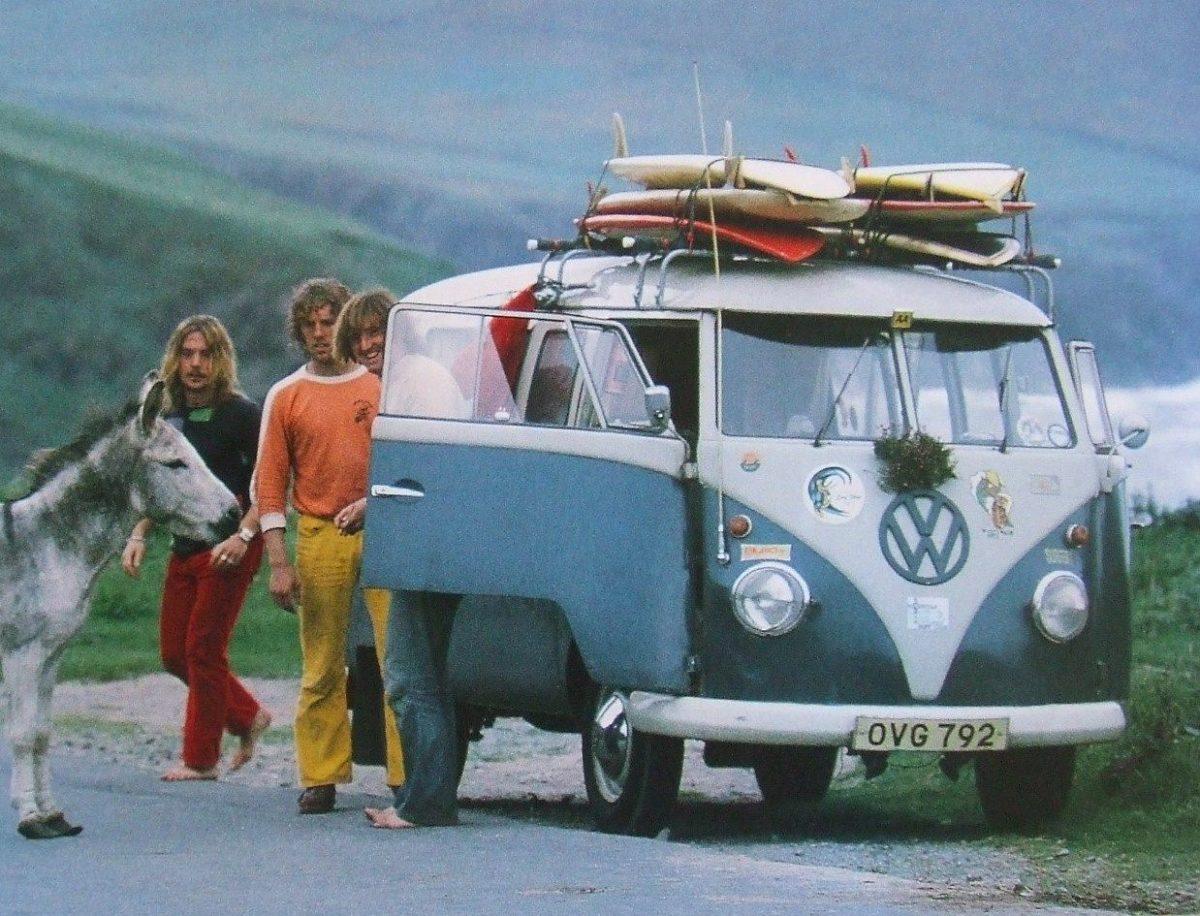 CamSurf, le camion équipé pour surfer toute l'année